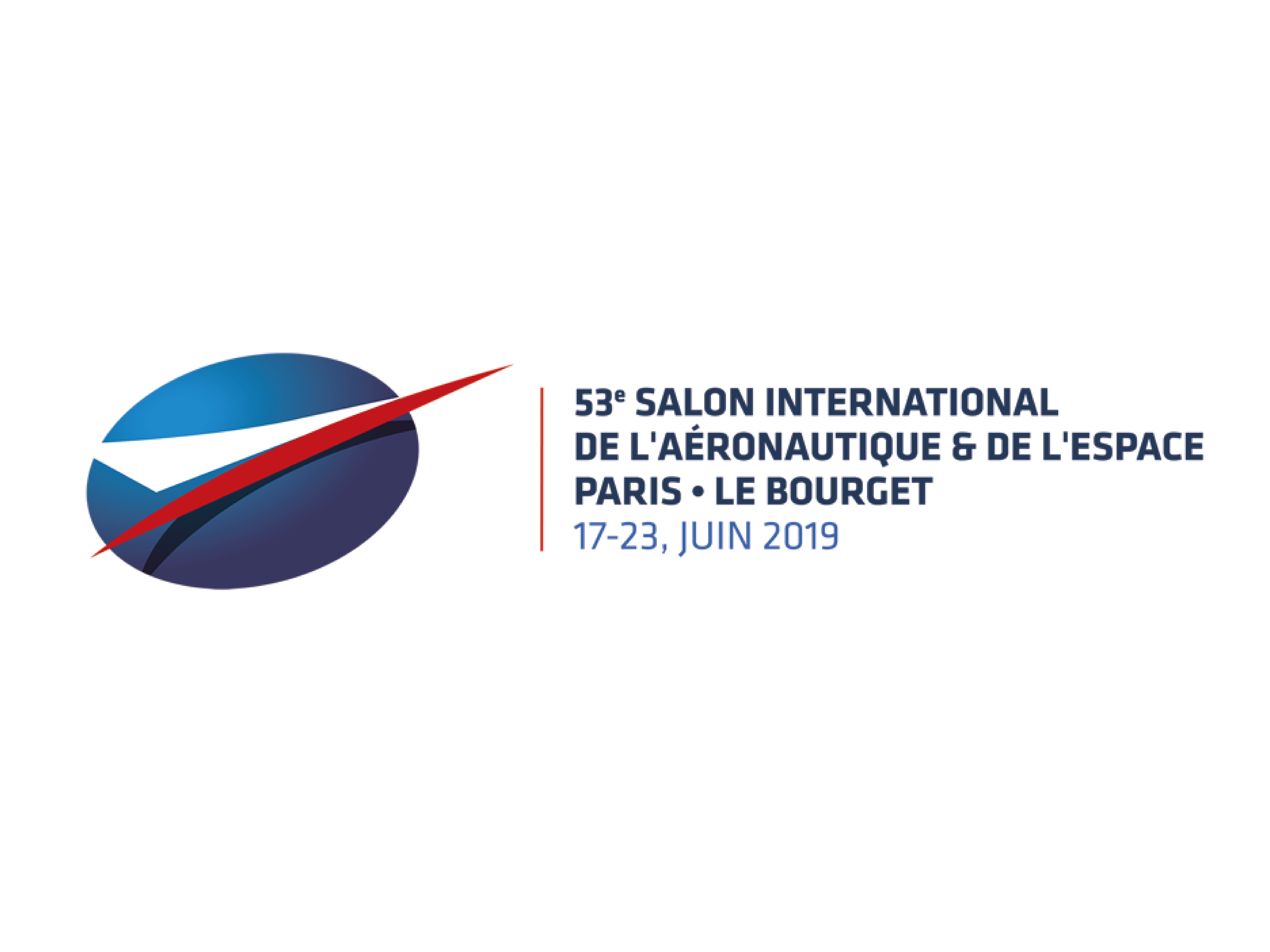 LOGO SALON DU BOURGET 17-23 JUIN 2019