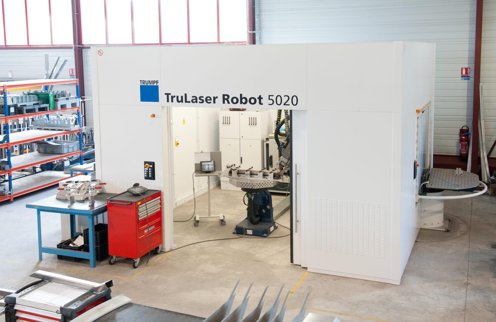 LAUAK TRULASER Robot 5020